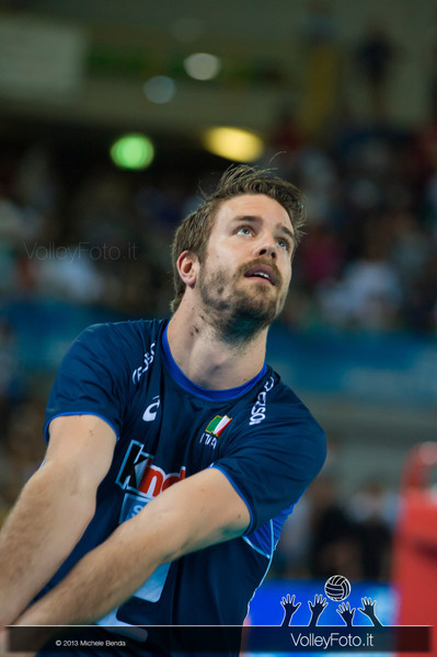Jiri Kovar [ITA] - Italia-Iran, World League 2013 - Modena