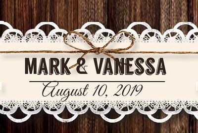 Mark & Vanessa's Wedding!