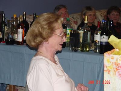 Vestry Party 2-14-2006