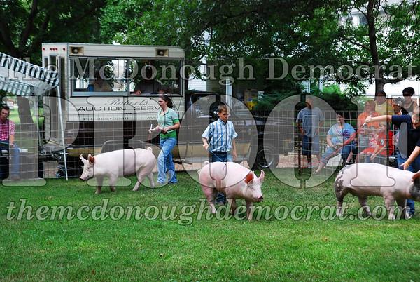 FFA Alumni Livestock Show 08-20-08