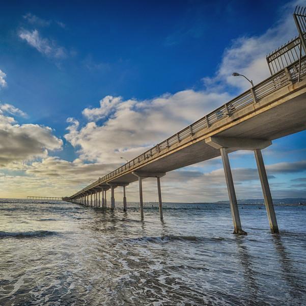 Ocean Beach Pier.