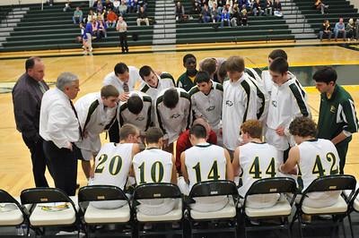 Boys Varsity Basketball - Perry 2010