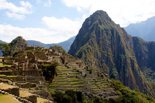 Peru, Machu Picchu, Ecuador and Galapagos 2016