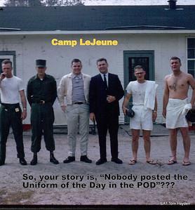 Tom Hayden-Camp Haskins '67-'68