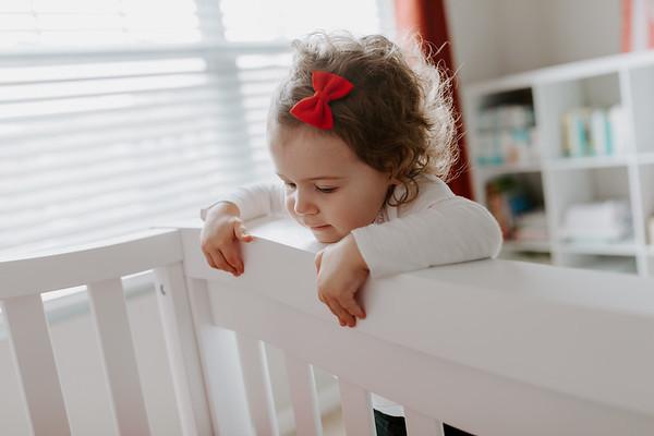 Josie Rose // Nursery Session