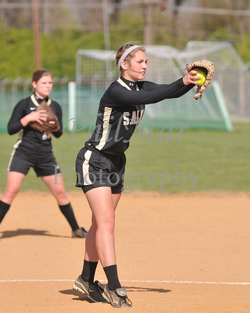 Berks Catholic VS Twin Valley Softball 2011 - 2012