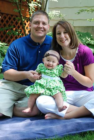 Wood Family Photo Shoot