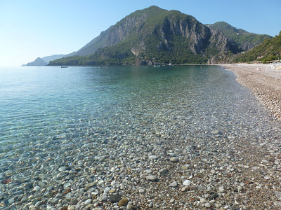 Lycian Coast, Turkey 2012