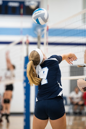 10-24-18 Garber Volleyball