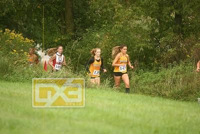 Brookwood quad (girls) CC20