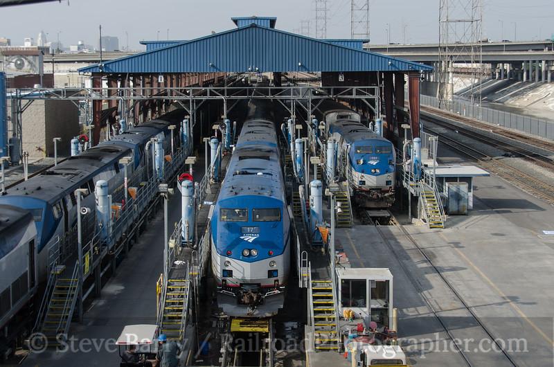 Amtrak<br /> Los Angeles, California<br /> March 4, 2014