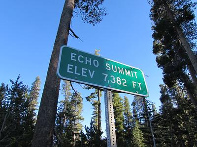 CA- Echo Summit