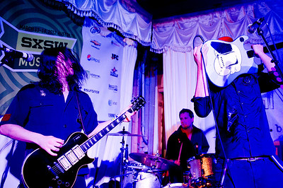 Tom Morello and the Nightwatchman - SXSW 2012