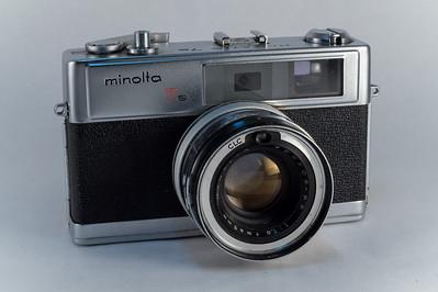 Minolta Hi-Matic 7, 1966