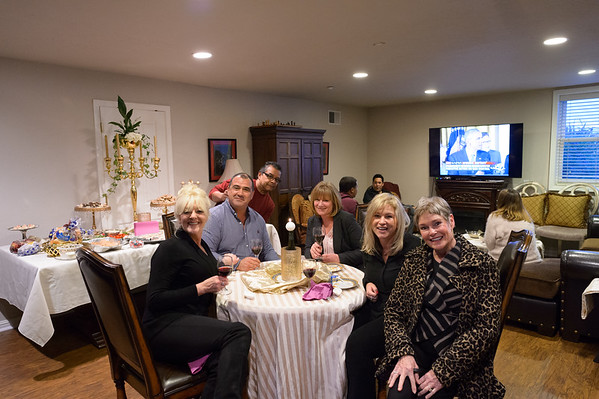 Judy Holiday Party 2015