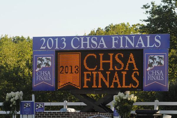 2013 CHSA Finals