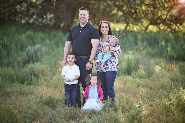Zielinkski Family