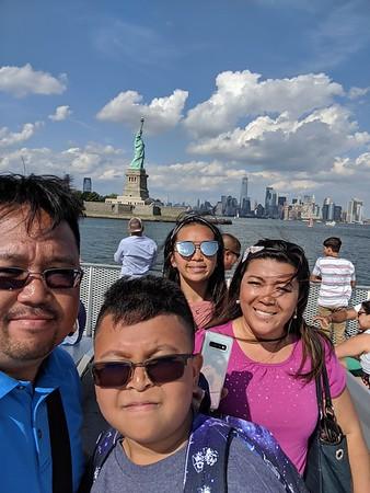 2019-08-22_Statue of Liberty_Ellis Island