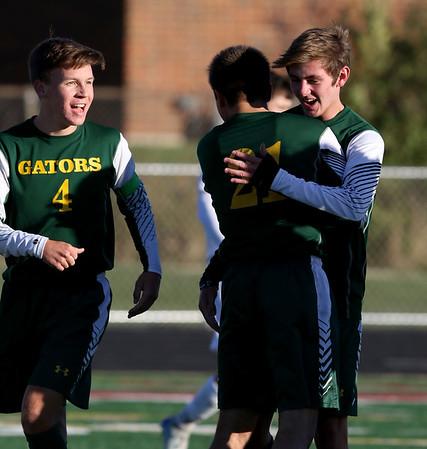 101718 CLS vs GLC boys soccer 2A regional semis (MA)