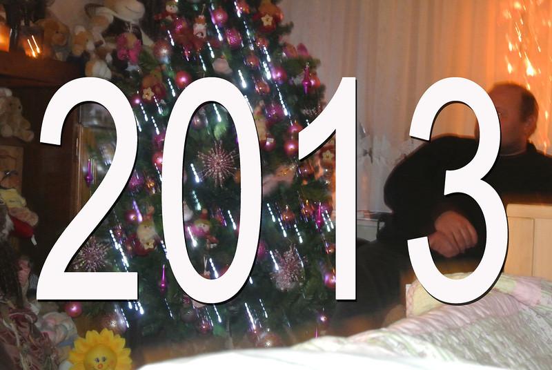 Welkom in 2013...