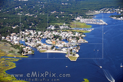 Lanoka Harbor, NJ 08734 - AERIAL Photos & Views