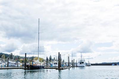 Dinghy Photos of Liberty Bay
