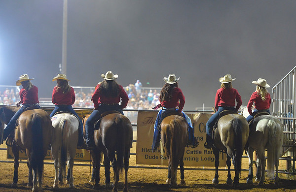 Third Day of Sheridan WYO Rodeo