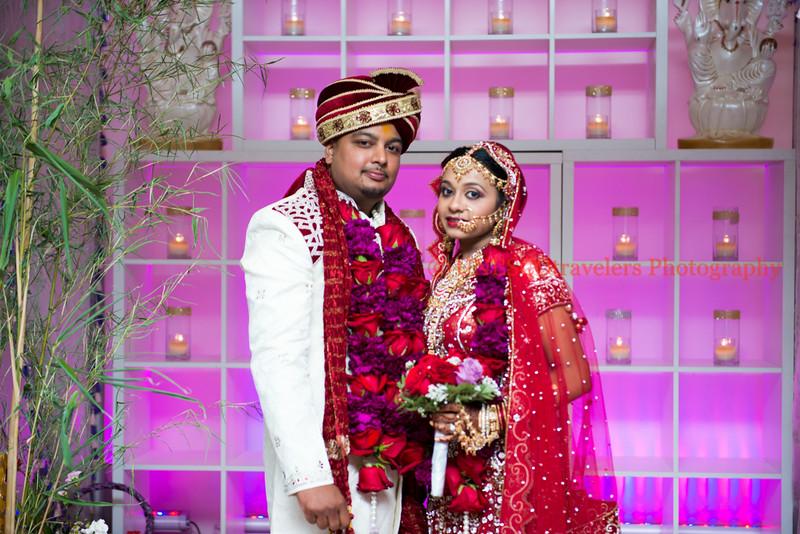 Angela & Rajesh Wedding