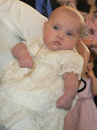 20080427 Sophia Banakis's Baptism