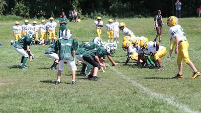 11-8-20. Jamboree at NH. 6th Grade v. Norwalk.
