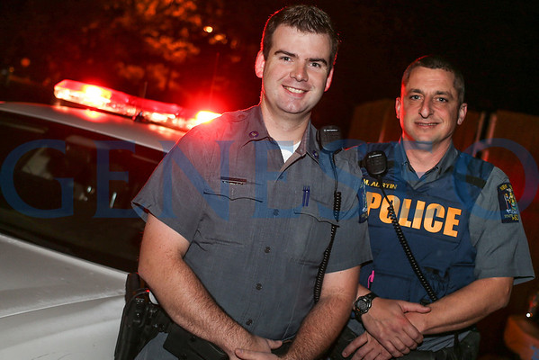 Officers Austin and Phelps (For Encompass) Fall 2012