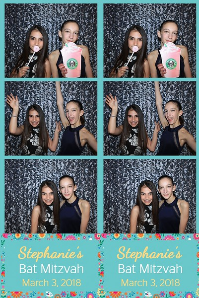 Stephanie's Bat Mitzvah