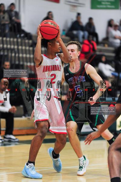 Forest Park vs. Annadale Boys Varsity Basketball 12-28-19 | Joe Cascio Boys & Girls Holiday Basketball Tournament