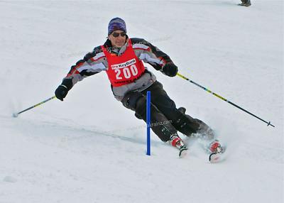 2-27-11 YSL GS at Loveland - Ladies Run #2