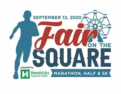 2020 Fair on the Square Marathon,  Half & 5K