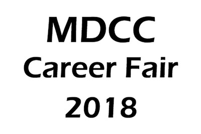 2018-04-16 MDCC Career Fair