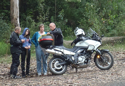 ADV Ride Australia Day