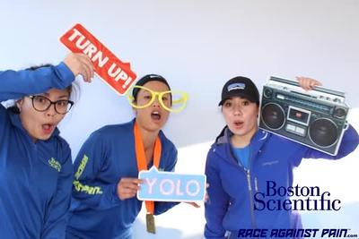 Boston Scientific Health & Fitness Expo