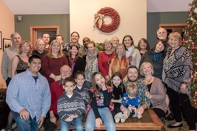 2015 Christmas Gathering