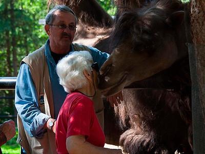 Alaska Zoo June 2011