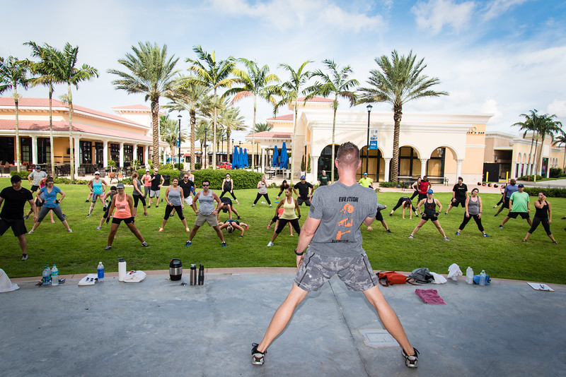 Evolution Fitness at Delray Marketplace