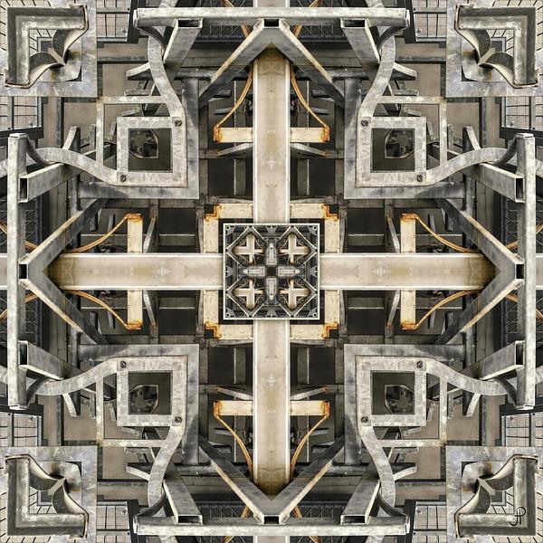 Mona Metal Rack No.3