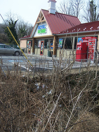 3.10.11 Recon of Herbert Run off Edmondson/Woodlawn Ave. in Arbutus