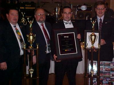Thompson Speedway 2002 Banquet 1/26/02