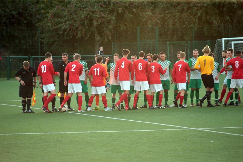 SPORTING ACADEMICS  V. ST PETER FC