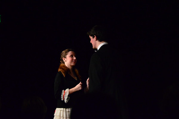 Student Directed Play - The Good Doctor