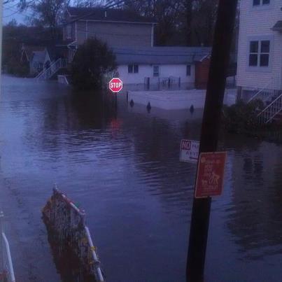 Hurricane Sandy Aftermath In NYC/NJ