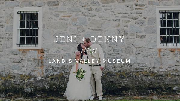 JENI + DENNY ////// LANDIS VALLEY MUSEUM