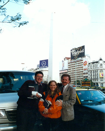 Argentina With Gina 1998