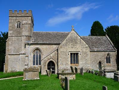 Alvescot (1 Church)